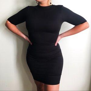 NWT Windsor Black Body-Con Dress